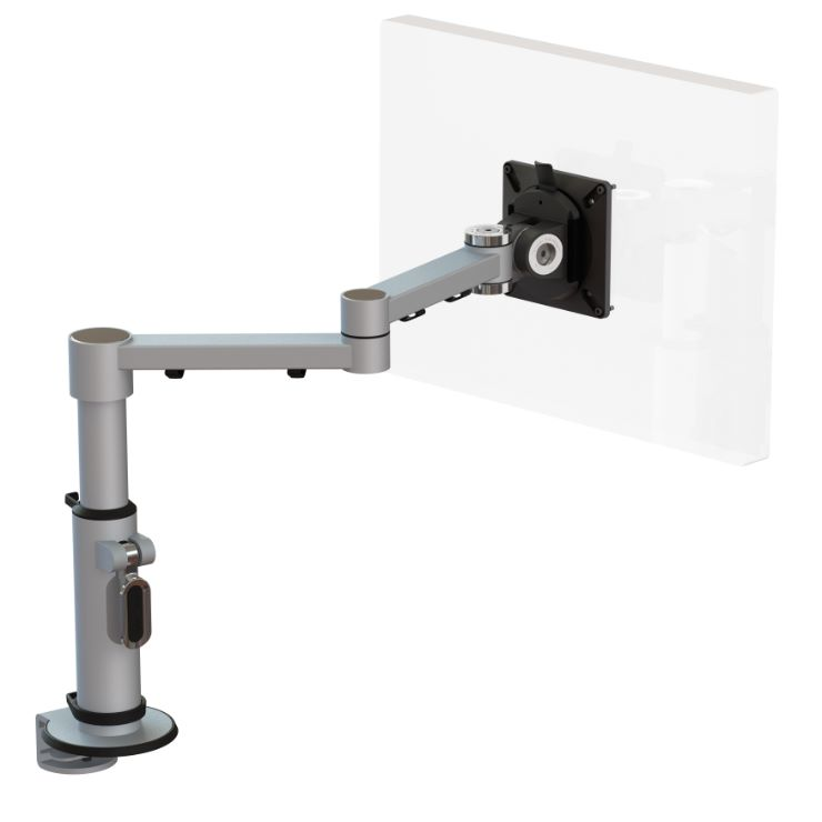 Ergo Ltd Dual Beam Arm With Manual Height Adjustment