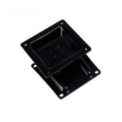 Flush fit wall mount