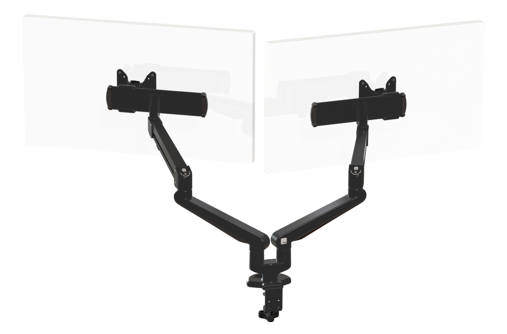 Ergo Ltd Ascend Dual Beam Gas Arm With Width Adjuster
