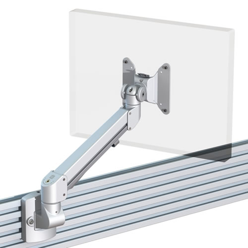 Tool Rail Single Monitor