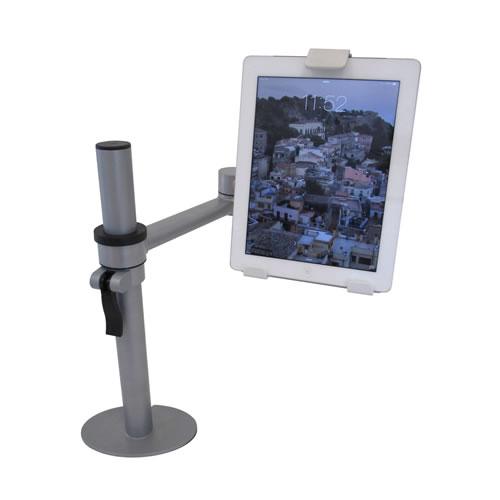 Tablet holder - spring loaded